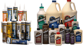 Franklin Internation adhesives, sealers and glues